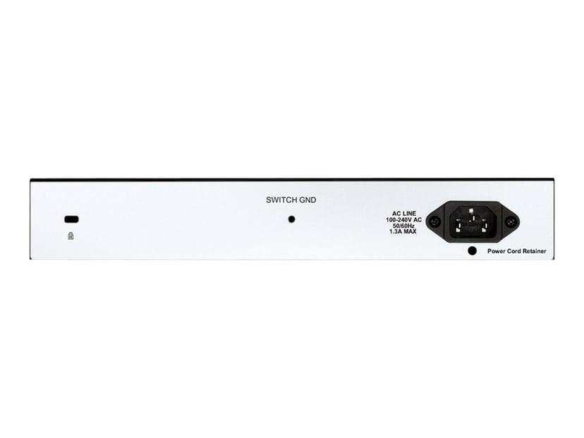 D-Link DGS-1210-10P 10-Port Gigabit PoE (78W) Smart+ Switch