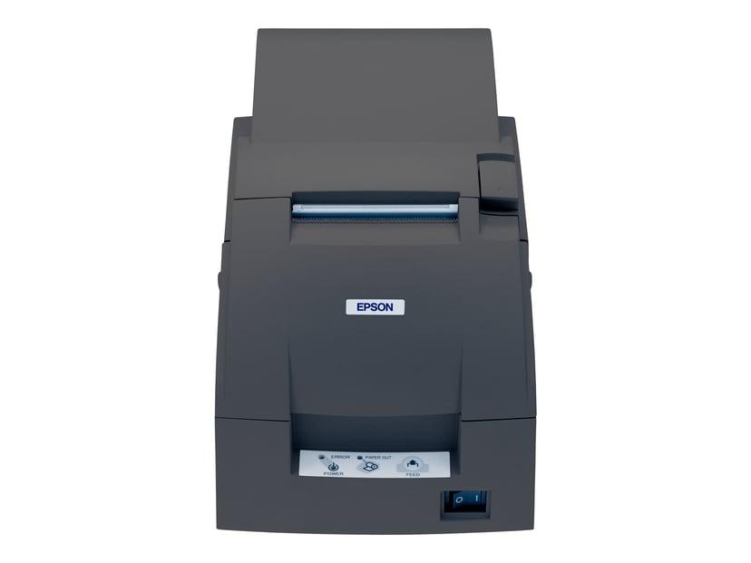 Epson Kvittoskrivare TM-U220A RS232 Sax Svart Incl Power