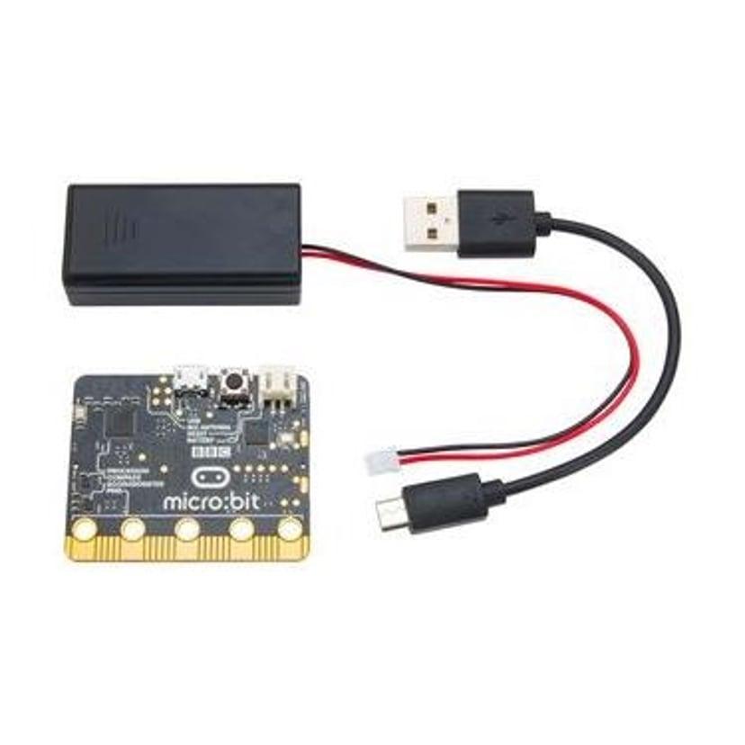 BBC Micro:Bit Go Med USB-Kabel/Batteri/Holder