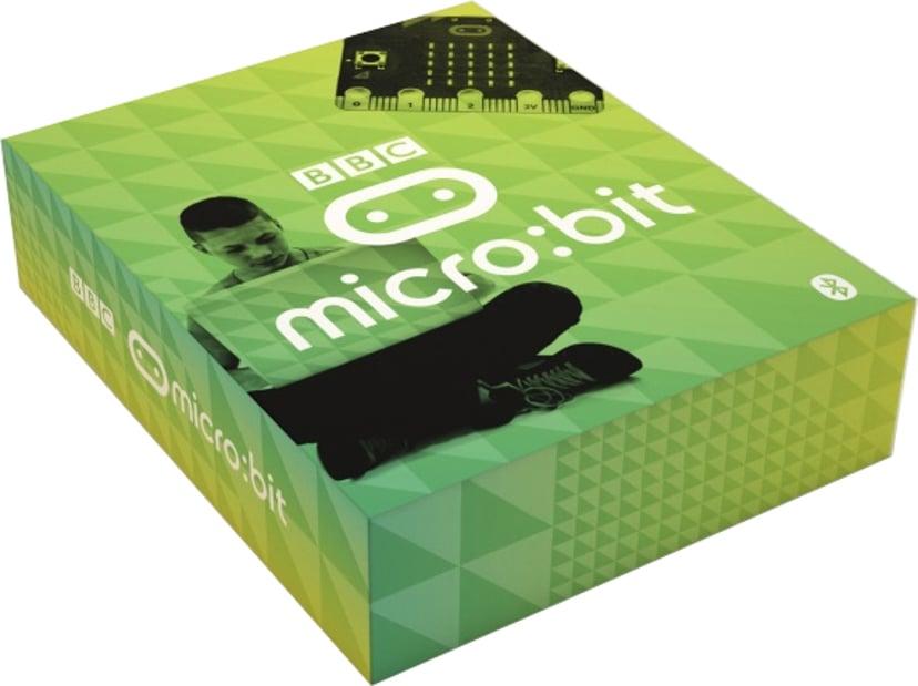 BBC Micro:Bit Go Med USB-Kabel/Batteri/Hållare