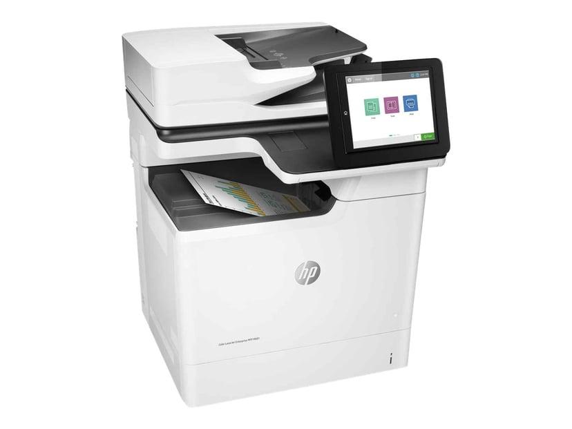 HP LaserJet Enterprise Flow MFP M681dh