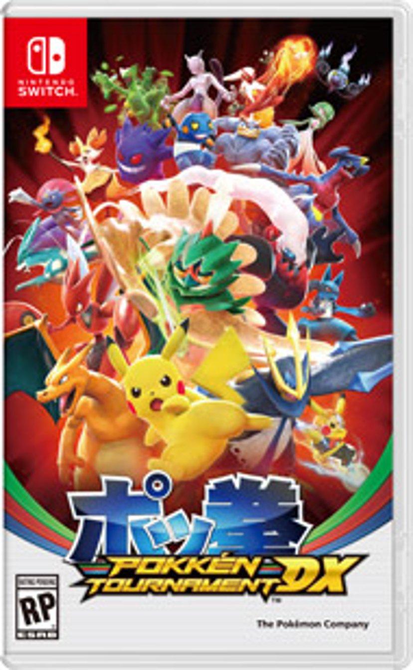 Nintendo Pokkén Tournament DX Nintendo Switch