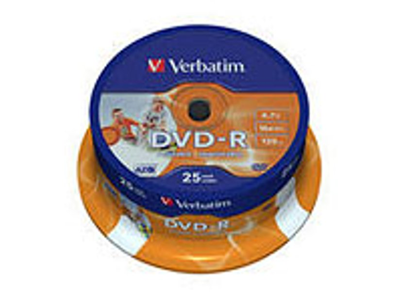 Verbatim DVD-R  x 25