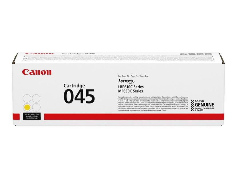 Canon Toner Geel 045 1.3K - LBP-613