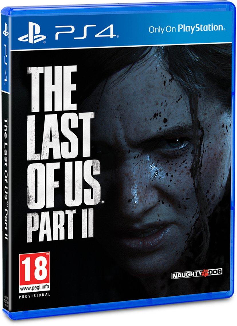 Sony The Last of Us: Part II Sony PlayStation 4