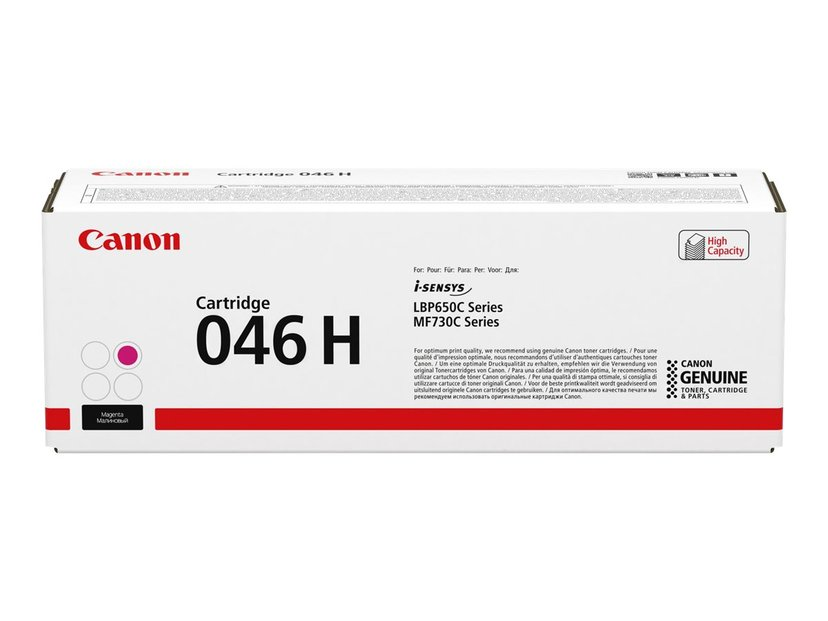 Canon Toner Magenta 046H 5K - MF732