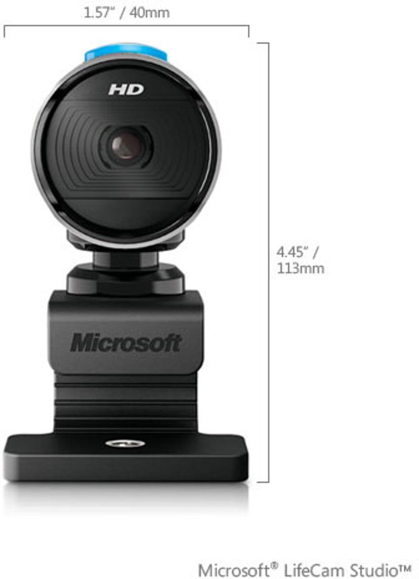 Microsoft LifeCam Studio 1920 x 1080 Webcam