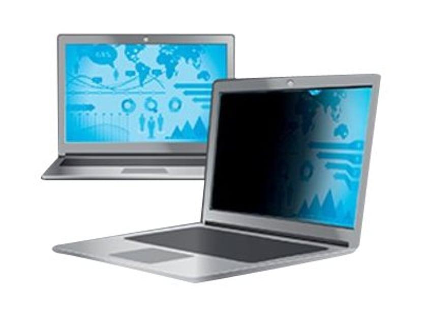 """3M Sekretessfilter till bärbar dator med widescreen 13,3tum 13.3"""" 16:9"""