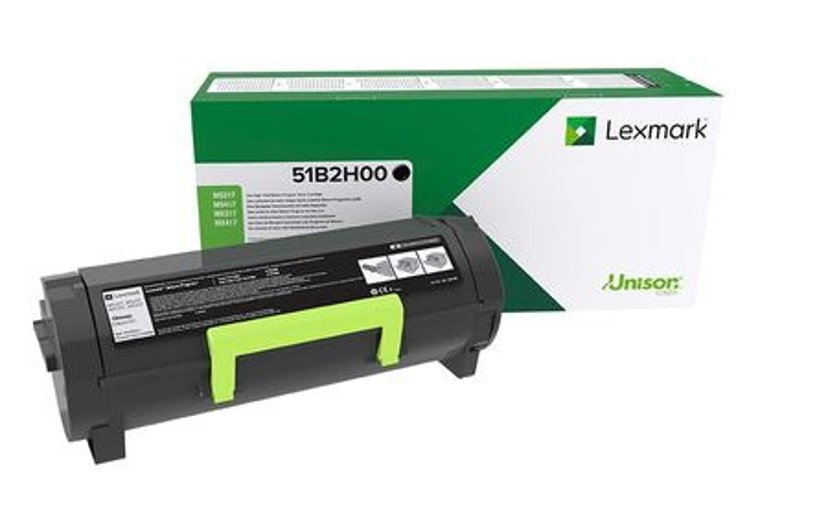 Lexmark Toner Svart 8.5K - MS/MX417/517/617