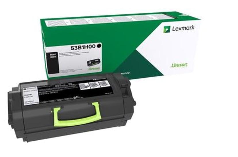 Lexmark Toner Svart 25K - MS817/818
