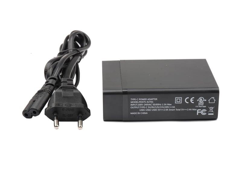 Cirafon USB-C Multiport Power 72W 72W