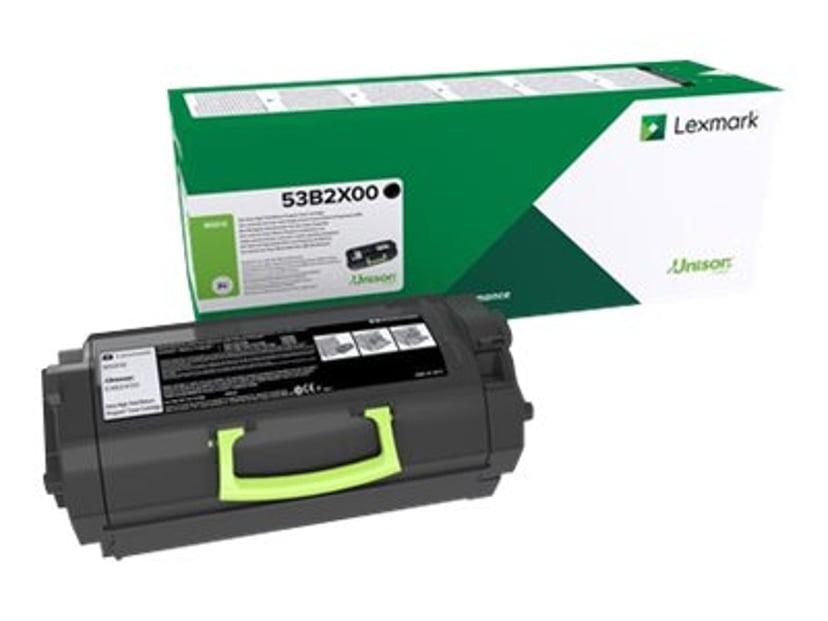 Lexmark Toner Svart 45K - MS818