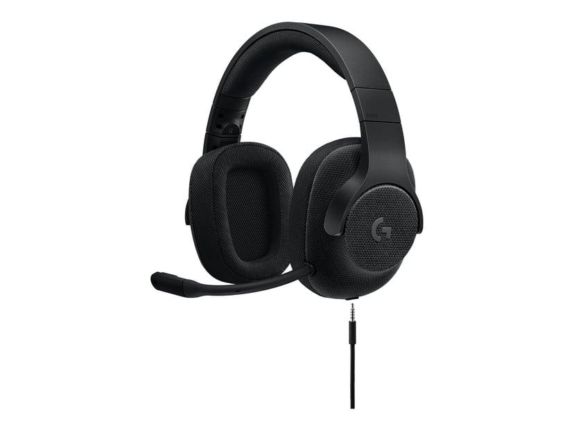 Logitech Gaming Headset G433 Svart