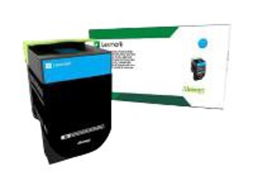 Lexmark Toner Cyan 2.3K - CS/CX317/417/517
