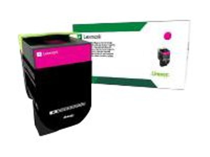 Lexmark Toner Magenta 2.3K - CS/CX317/417/517 Return