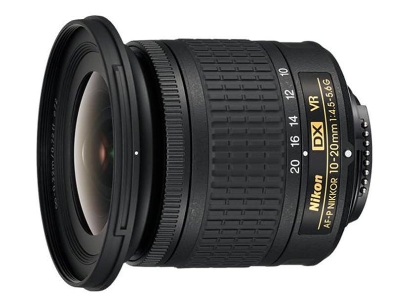 Nikon AF-P DX NIKKOR vidvinkelzoomobjektiv