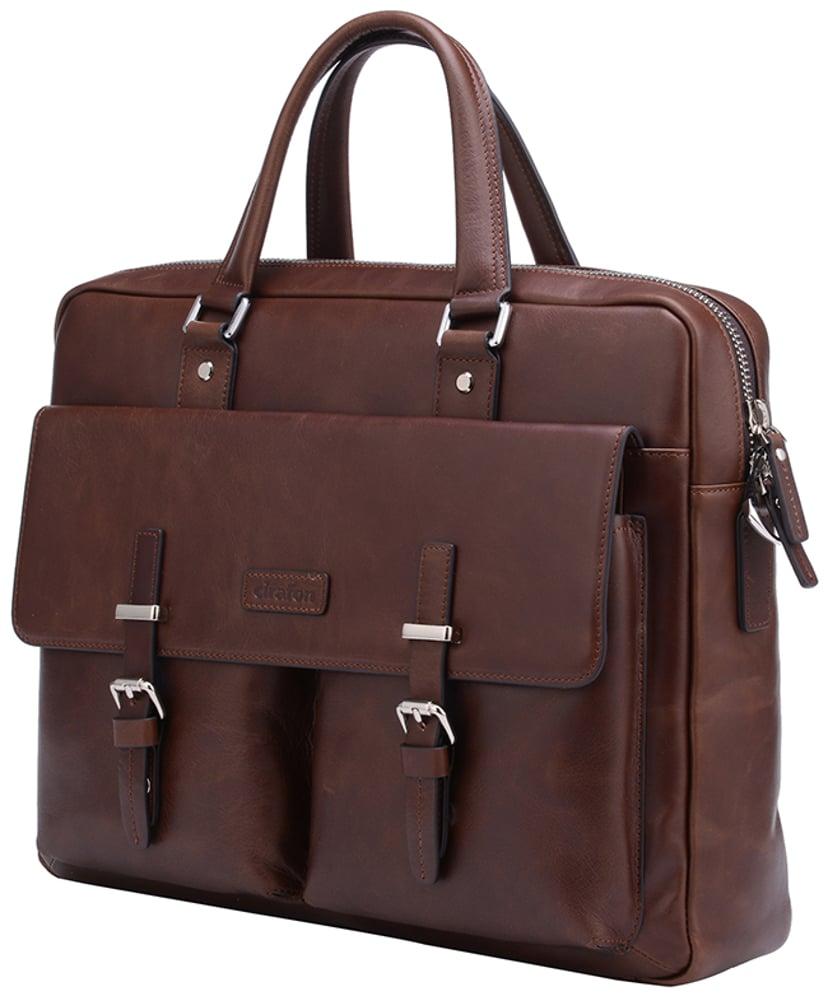 "Cirafon Leather Vintage 13.3"" - 14"", 14"" Läder"