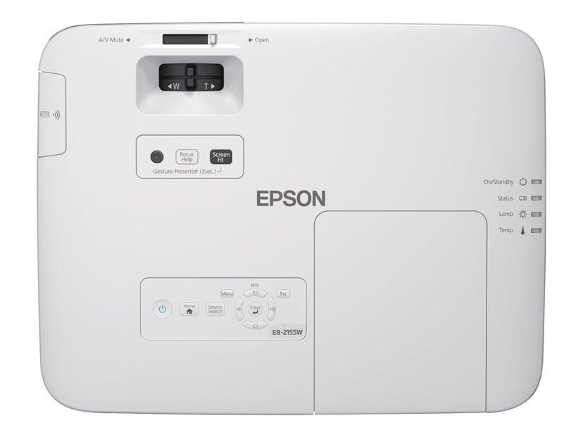 Epson EB-2155W WXGA