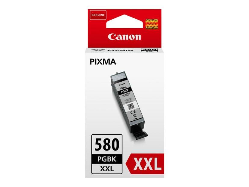 Canon Blekk Svart PGI-580PGBK XXL - TS6150/8150