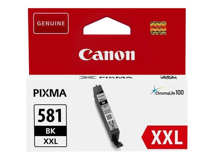 Canon Bläck Svart CLI-581BK XXL - TS6150/8150