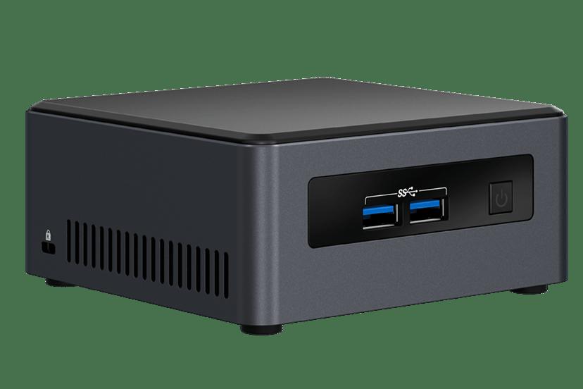 "Intel Nuc I3-7100U 2.5"" Dawson Canyon Barebone Bulk I3-7100U"