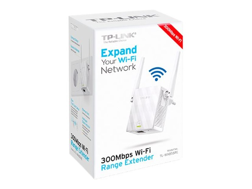 TP-Link TL-WA855RE 300Mbps Mini Wireless N Range Extender