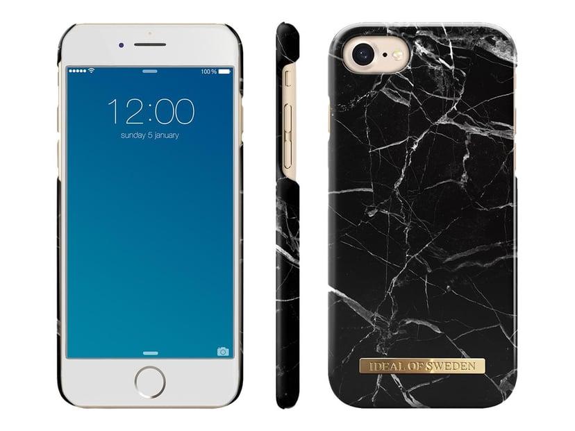 iDeal of Sweden Ideal Fashion Baksidedeksel For Mobiltelefon iPhone 6/6s; iPhone 7; iPhone 8; iPhone SE (2020) Marmorsvart