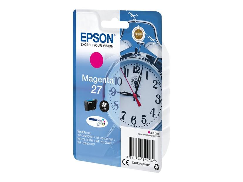 Epson Bläck Magenta 27