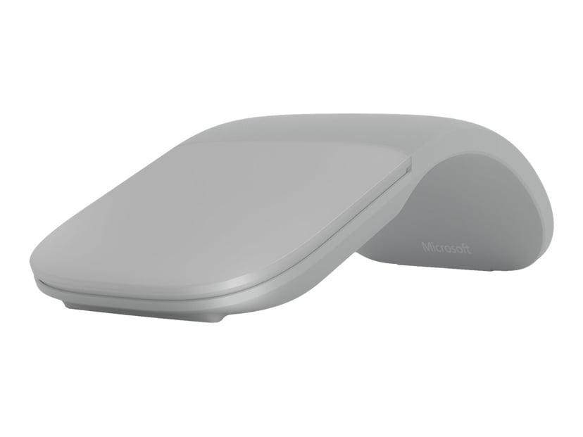 Microsoft Surface Arc Mouse 1,000dpi Mus Trådlös Grå