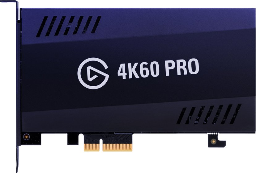 Elgato Game Capture 4K60 Pro PCIe Sort