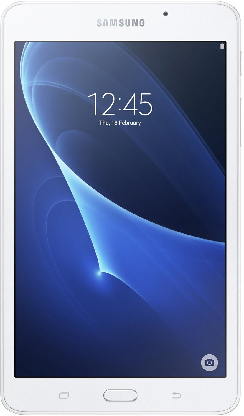 """Samsung Galaxy Tab A 4G (2016) 10.1"""" Exynos 7870 32GB 2GB Hvit"""
