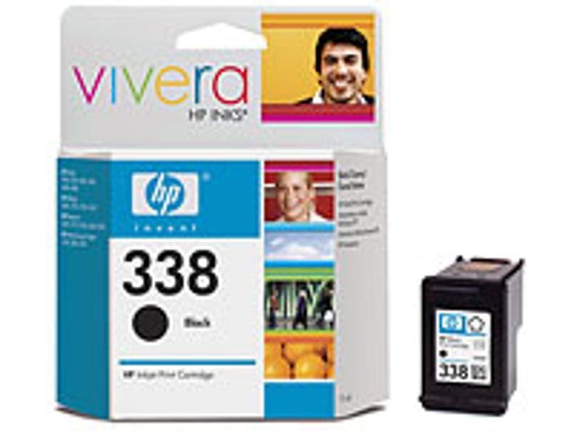HP Inkt Zwart No.338