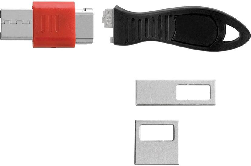 Kensington USB Port Lock with Blockers