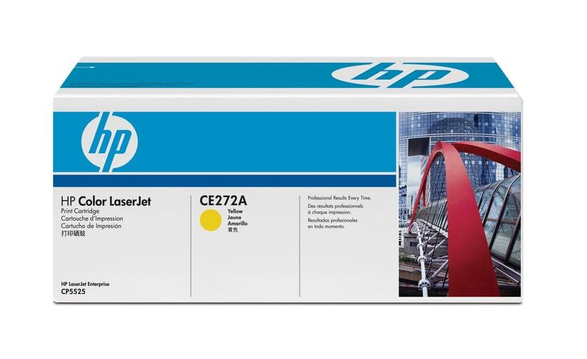 HP Värikasetti Keltainen 650A 15K - CE272A