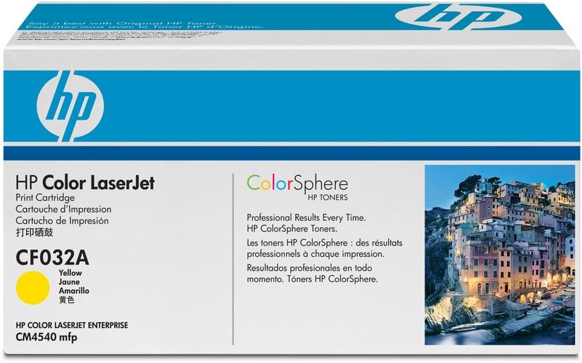 HP Toner Gul 646A 12.5K - CF032A