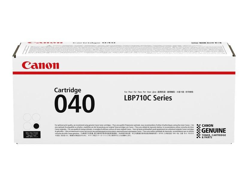 Canon Toner Zwart 040BK - LBP710/712