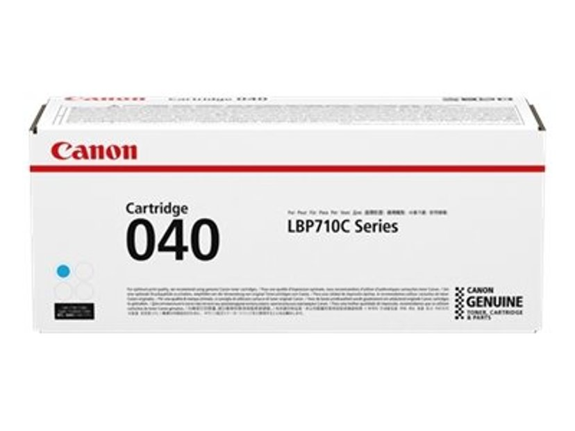Canon Toner Cyan 040C - LBP710/712
