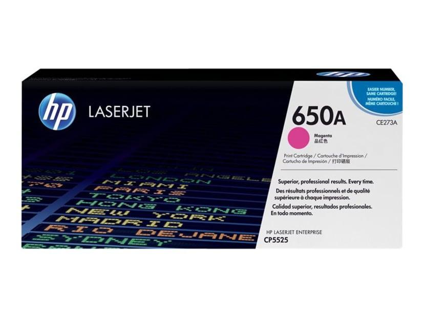 HP Toner Magenta 650A 15K - CE273A