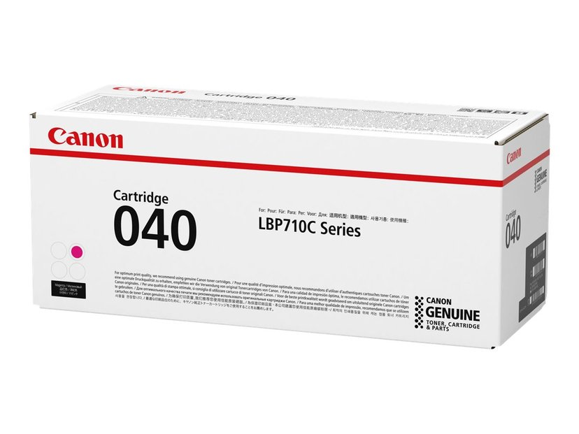 Canon Toner Magenta 040M - LBP710/712