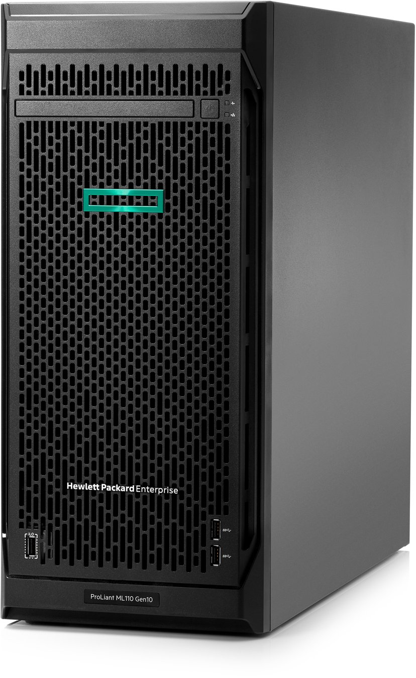 HPE ProLiant ML110 Gen10 Performance Xeon Silver 8-kern 16GB
