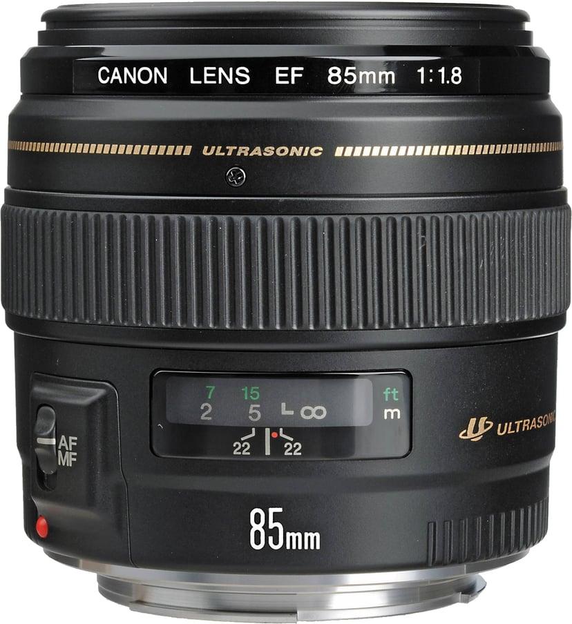 Canon EF kauko-objektiivi