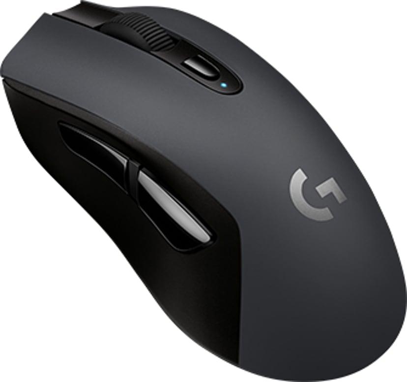 Logitech G603 12,000dpi Muis Draadloos Zwart