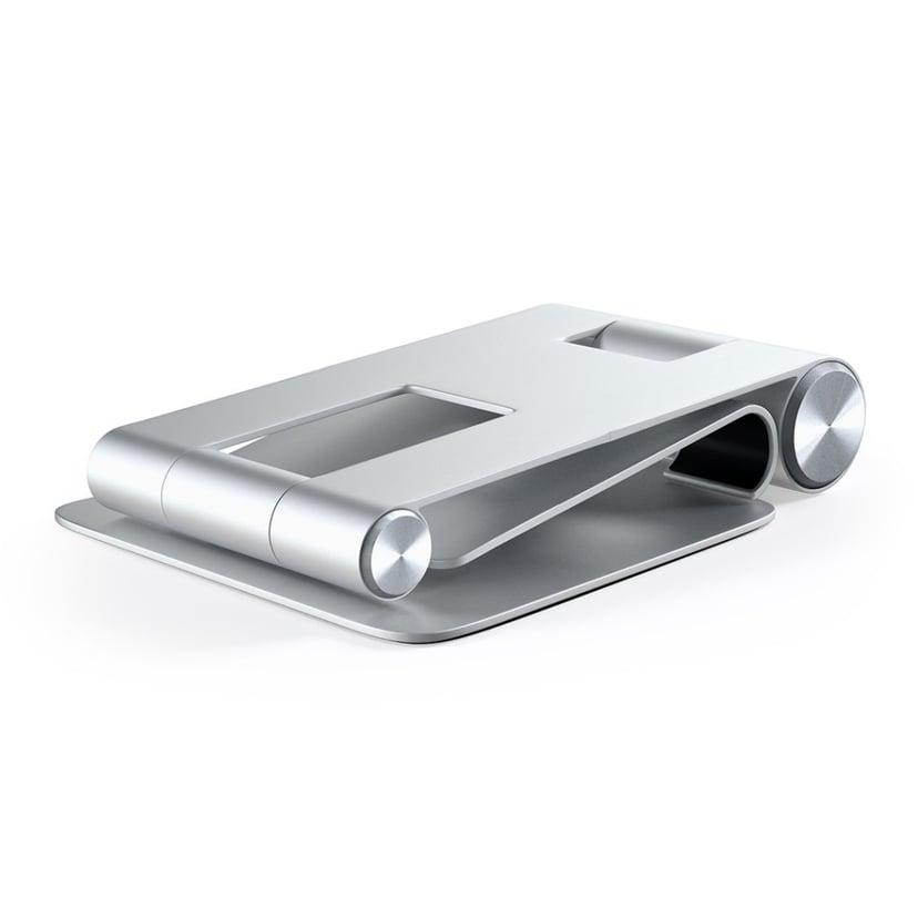 Satechi R1 Justarbart Mobilt Stativ Silver