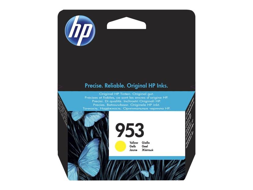 HP Blæk Gul 953XL - OfficeJet Pro 8710/8720/8730/8740 #Köp