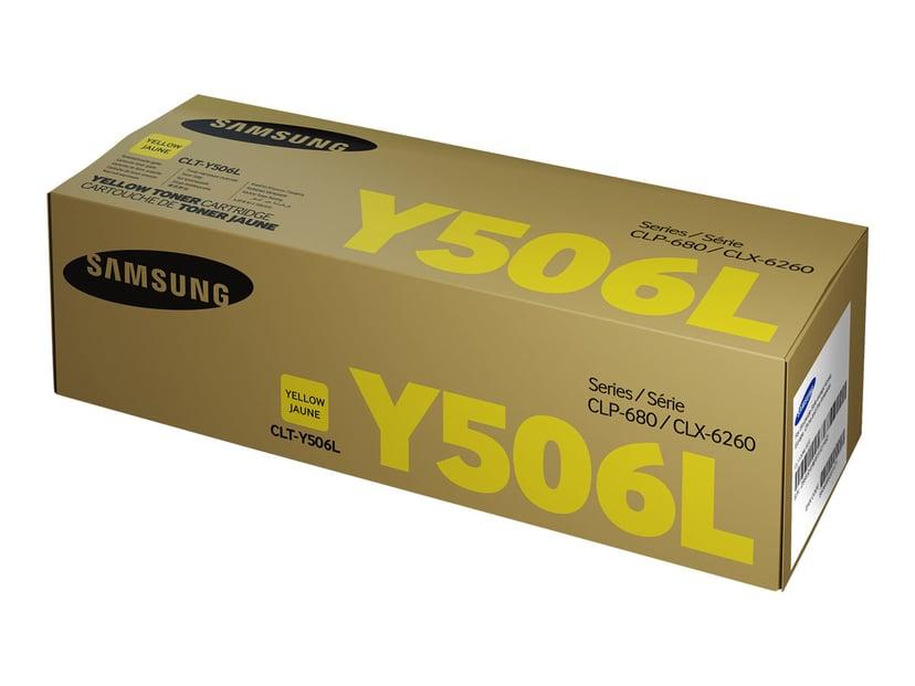 HP Samsung Toner Gul CLT-Y506L 3.5K #Köp