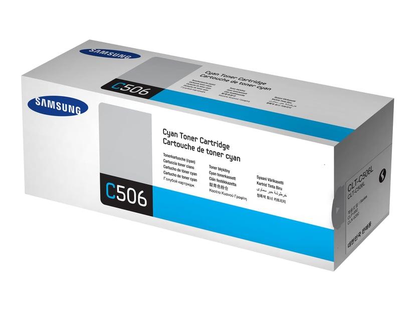 HP Samsung Toner Cyan CLT-C506L 3.5K #Köp