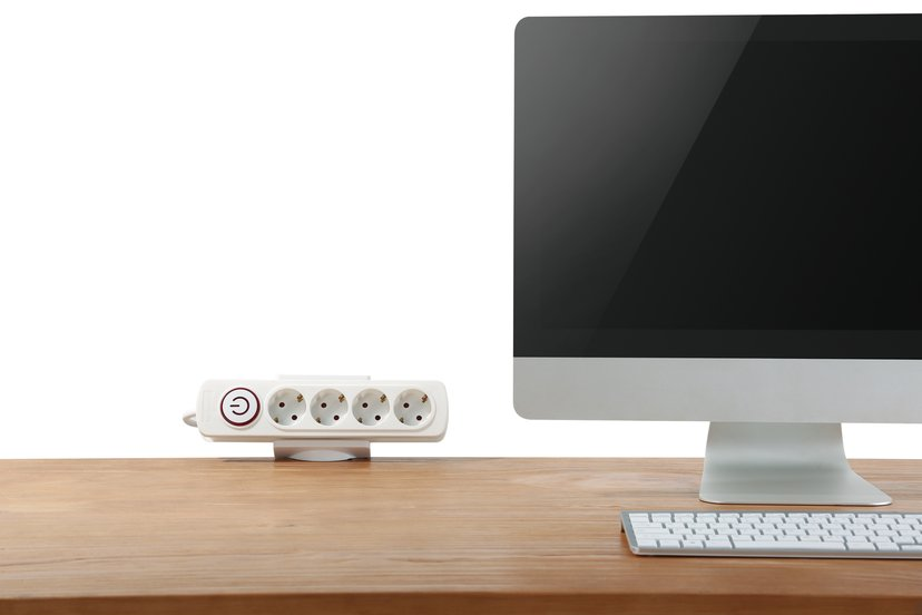 Prokord Universal Smart Desk Powerstrip Holder Martin