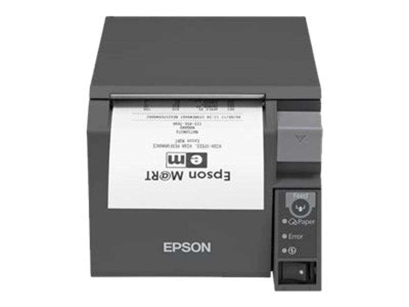 Epson Kvittoskrivare TM-T70II USB/RS232 Grå