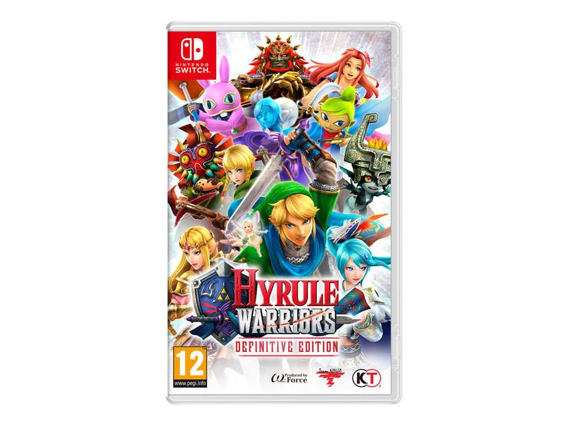 Nintendo Hyrule Warriors: Definitive Edition Nintendo Switch