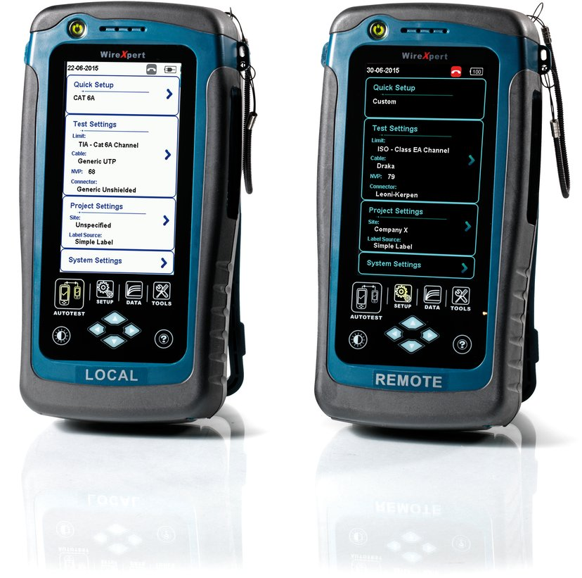 Direktronik WireXpert 500 Network Test Tool